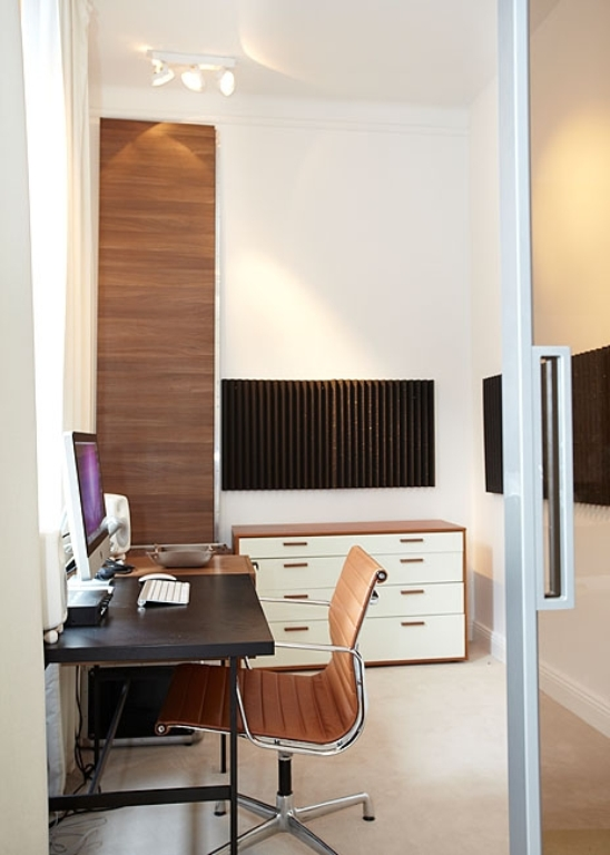 Minmalist Apartment In Choclate Shades