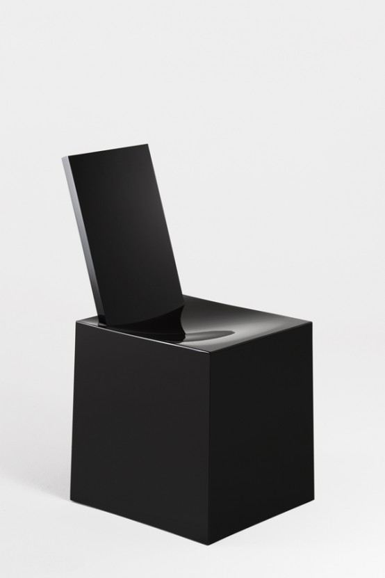 Miss Less Sculptural Chairs