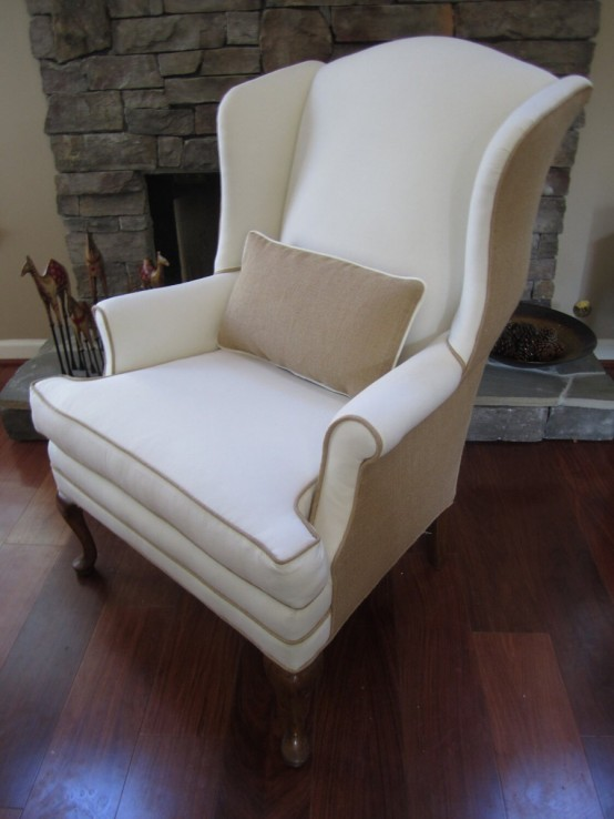 Mixed Upholstery Furniture Pieces