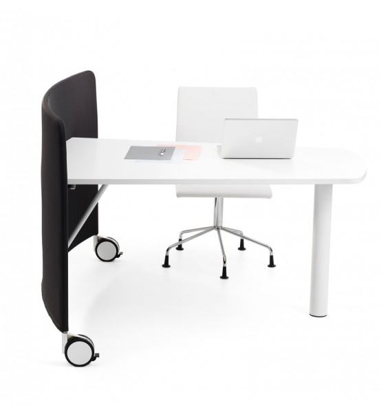 Flexible and Mobile Workstation For Office and Home