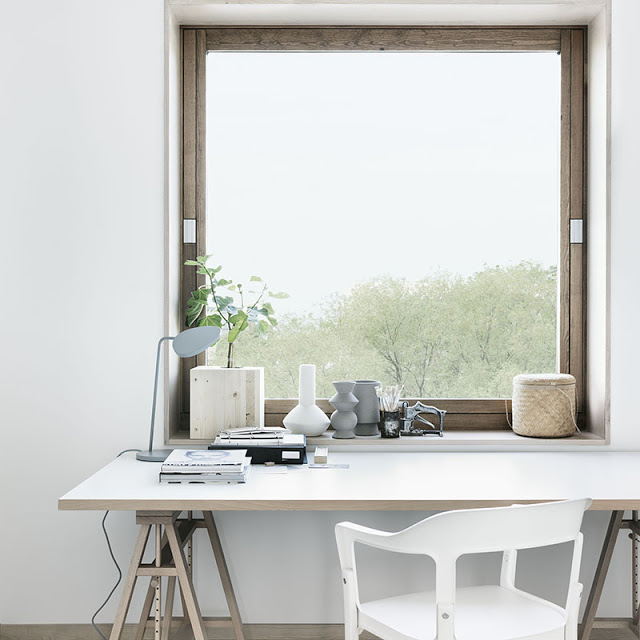 Modenr Calm Looking Interior In Neutral Colors