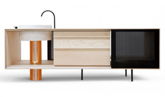 Modenr Eye Catching Kitchen Float Collection