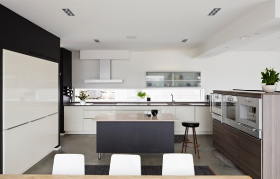 Modern And Clean Nordic House