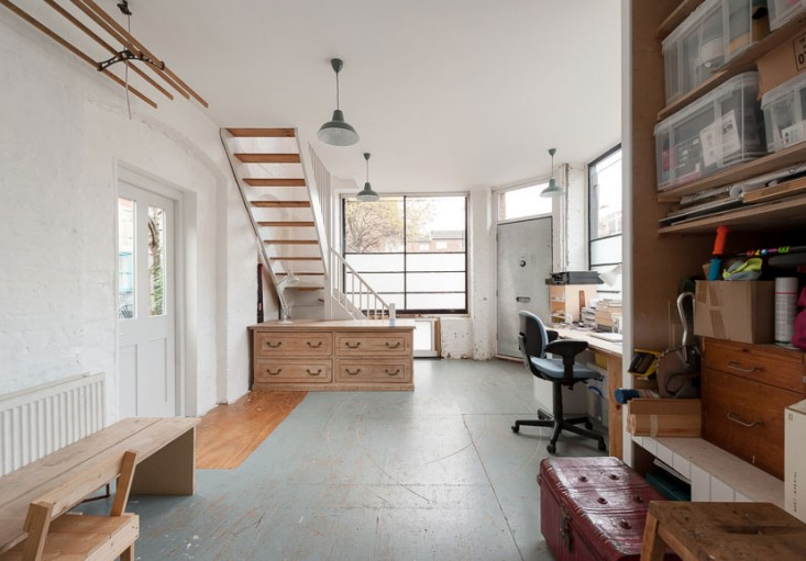 Modern And Fresh House Of An Old Workshop