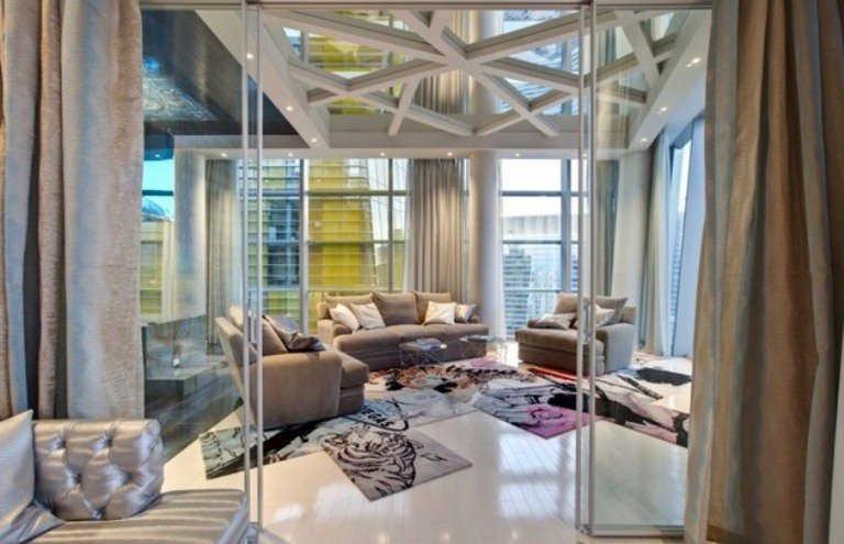 Extremely Modern And Cool Apartment Interior Design
