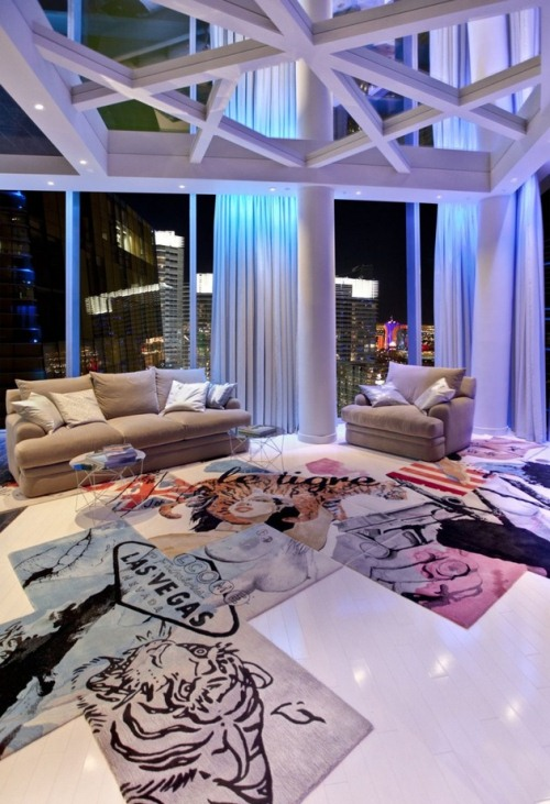 Modern And Lively Apartment In Las Vegas