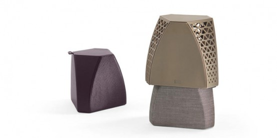 Modern And Luxurious Furniture Collection By Poltrona Frau