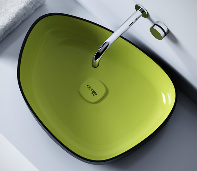 Modern And Refined Metamorfosi Washbasins