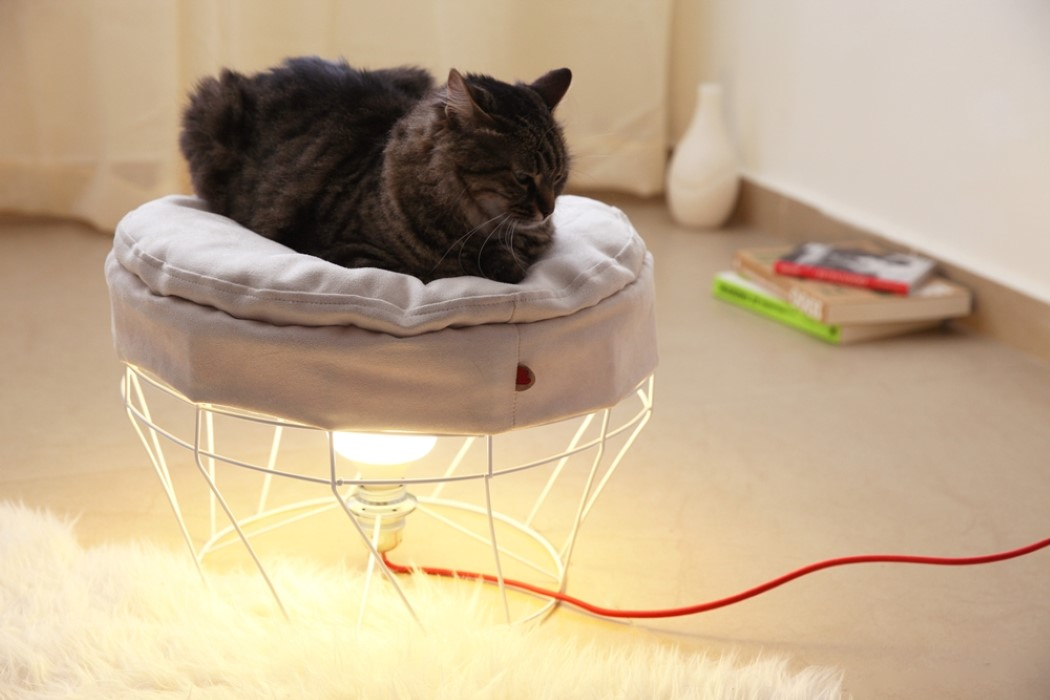 Modern And Smart Duet Furniture Line For Cat Owners