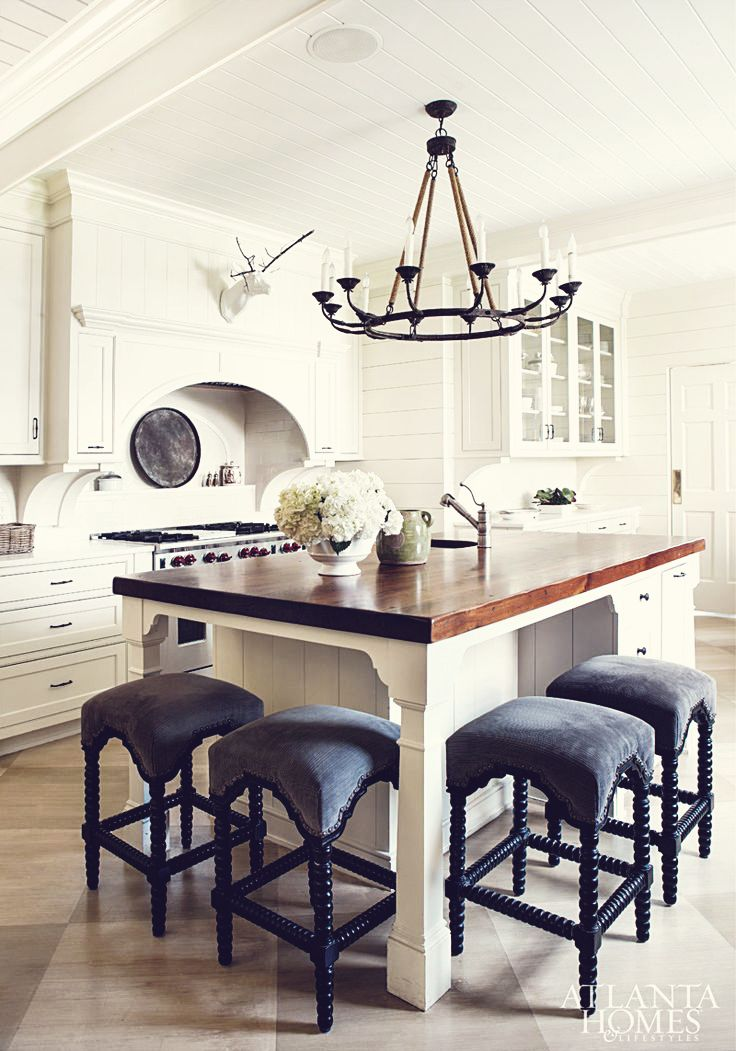 Modern and smart kitchen island seating options digsdigs - Modern kitchen island with seating ...