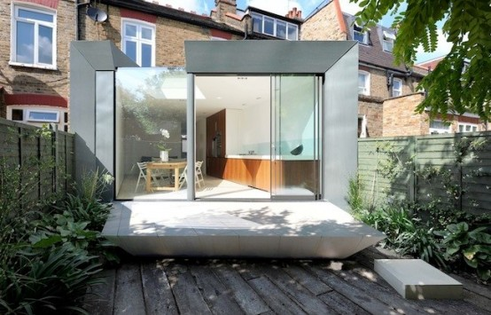 Modern And Very Stylish Edwardian Terrace House Extension