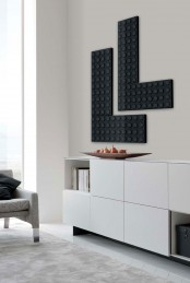 Modern And Stylish Lego Like Radiators
