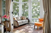 Modern And Stylish Sunroom Design Ideas