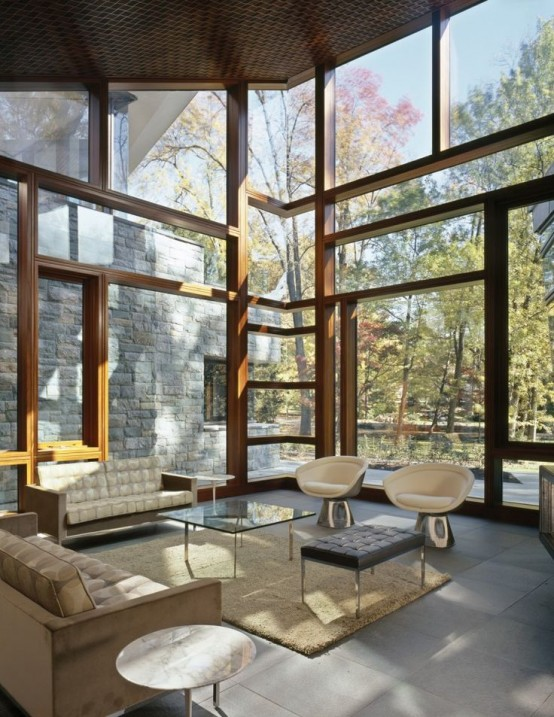 24 modern and stylish sunroom design ideas digsdigs