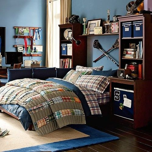 15 Inspiring And Fun Teen Boy Bedroom De Ideas Rilane