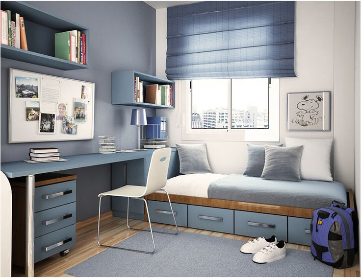 25 Super Cool Bedroom Ideas for Teen Boys - Raising Teens Today