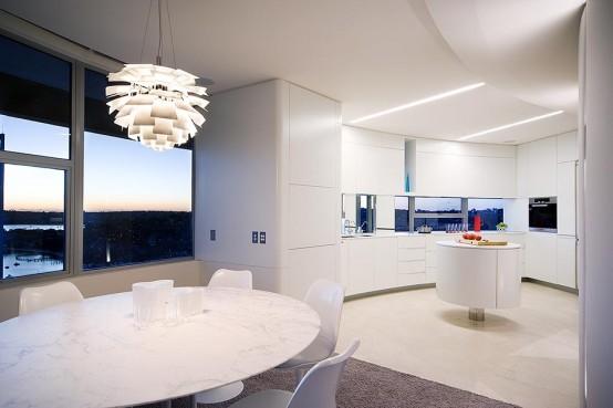 Modern Apartment Minimalist Interior