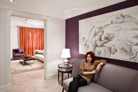 Emejing Art For Apartment Pictures - Amazing Interior Design ...