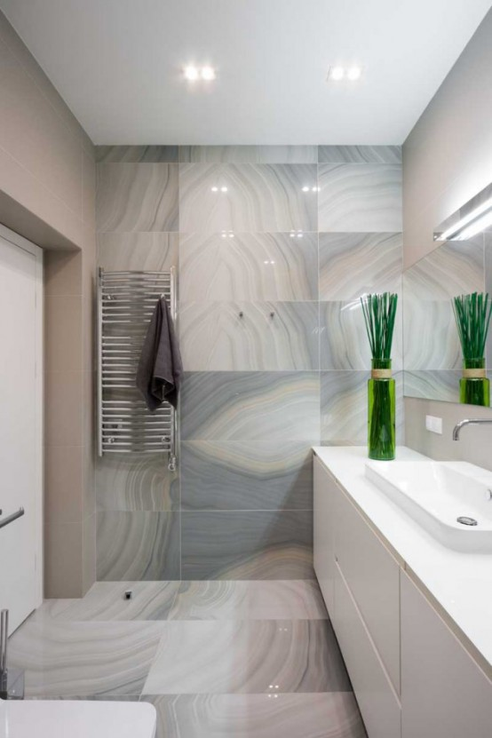 Modern Apartment With Stylish Laconic Design