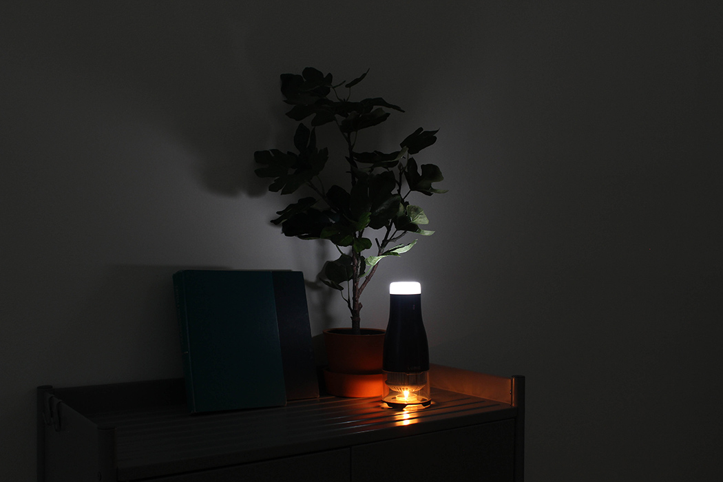Picture Of modern beacon led lamp with candle power  6