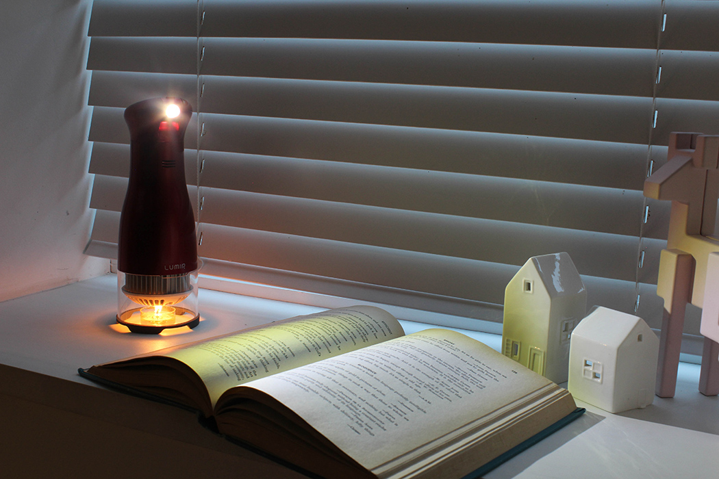 Picture Of modern beacon led lamp with candle power  7