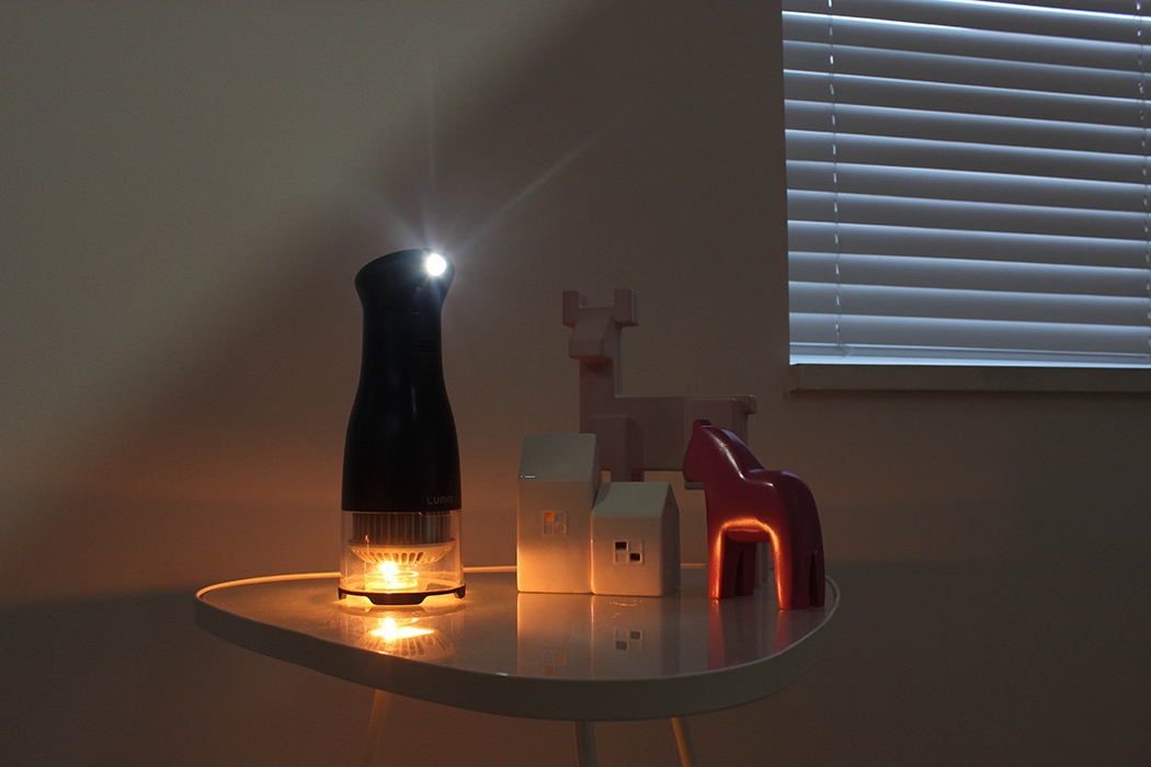 Picture Of modern beacon led lamp with candle power  8