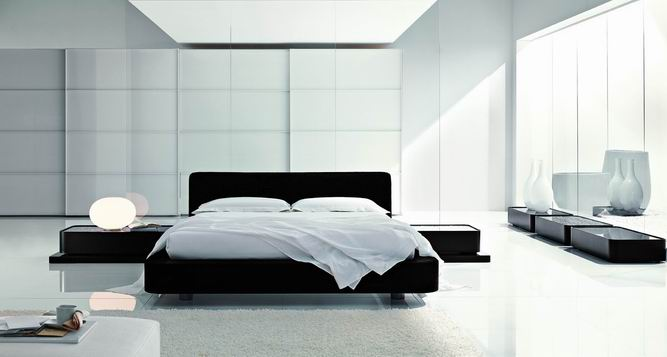 Modern bad  Modern Beds for Contemporary Bedrooms from SMA - DigsDigs