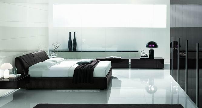 Modern Bed Glast