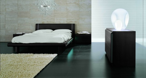 Modern Bed Matrix