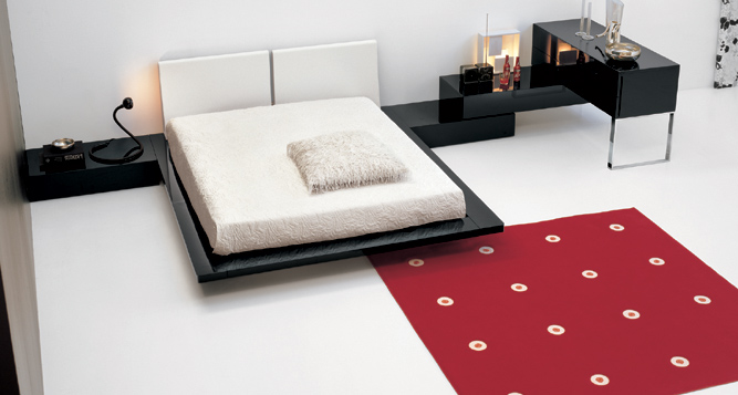 Modern Bed Space