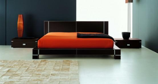 Modern Bed Zen