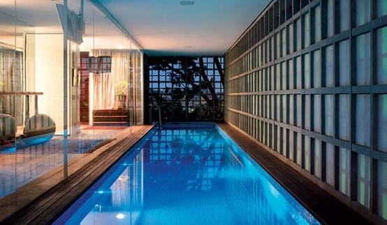 Modern Big Holiday Villa Design