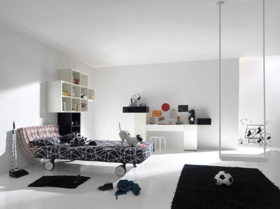 Ultra Modern Kids Bedroom Designs By Lago