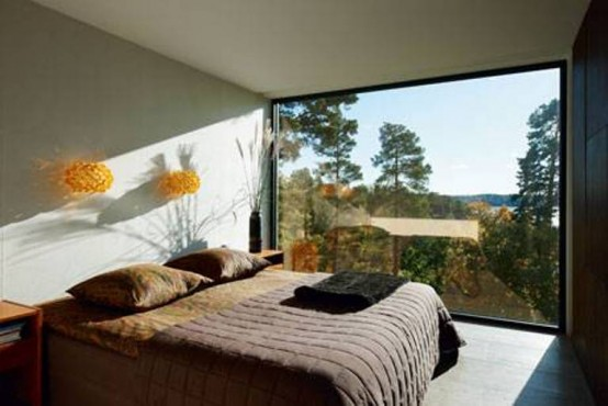 Modern Bright Scandinavian House