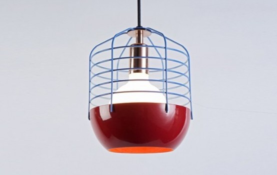 Current Lighting Trend: 25 Modern Cage Lamps