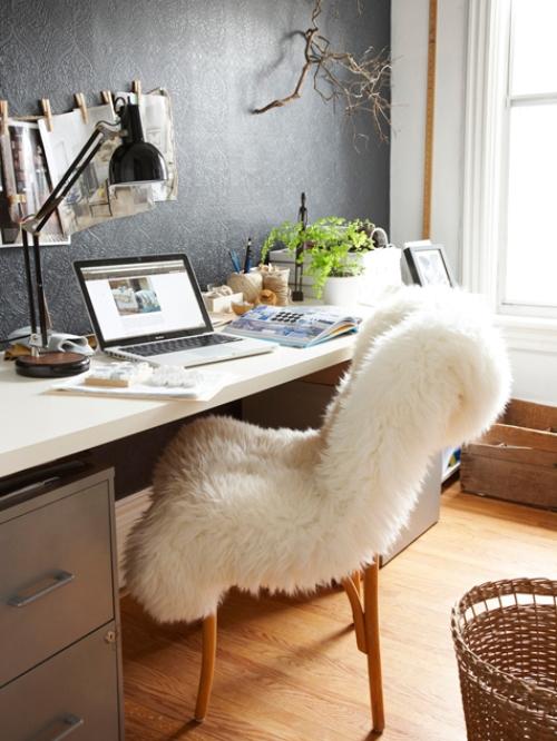 winter keep warm chair..