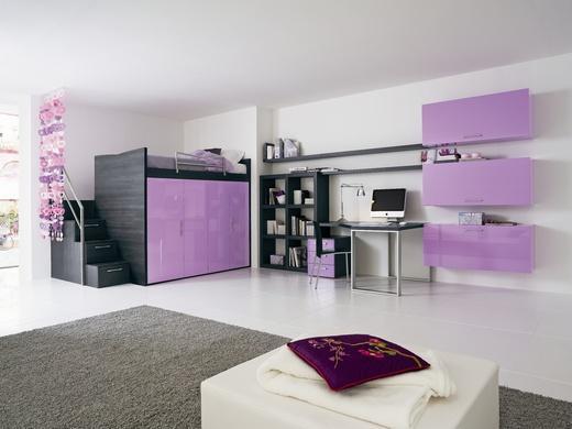 10 modern children bedroom design ideas digsdigs - Modern bedrooms for teens ...
