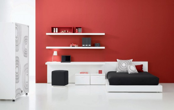 12 Modern, Cool and Elegant Teen Bedroom Decor Ideas