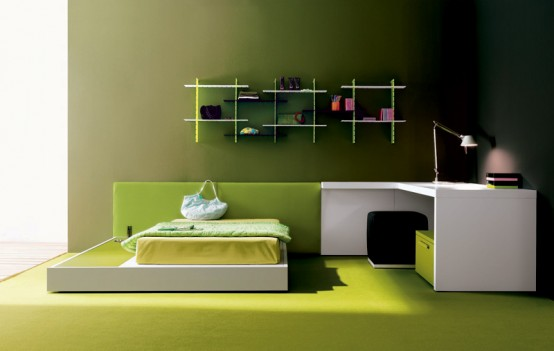 12 Modern Cool and Elegant Teen Bedroom Decor Ideas DigsDigs