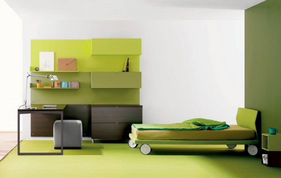 12 Modern, Cool and Elegant Teen Bedroom Decor Ideas ... on Classy Teenage Room Decor  id=72685