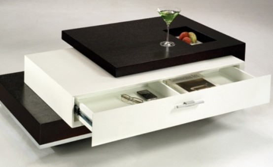 Fancy Modern Creative Coffee Tables