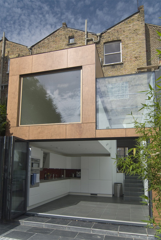 Modern Extension For London Home Digsdigs