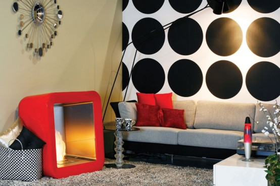 Modern Fireplace Examples