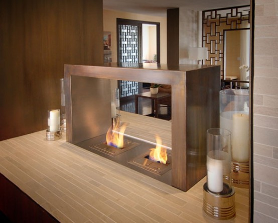 Modern Fireplace Inspirations