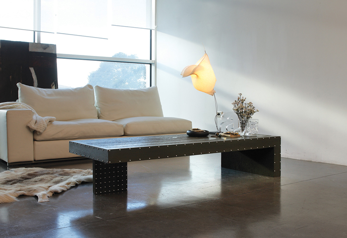 Modern Furniture Collection With A Japanese And Ethnic Vibe