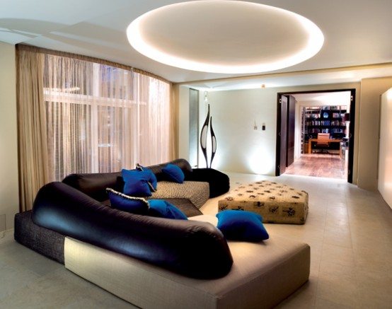 Modern glamorous interior design by shh digsdigs - Home decor ideas images ...