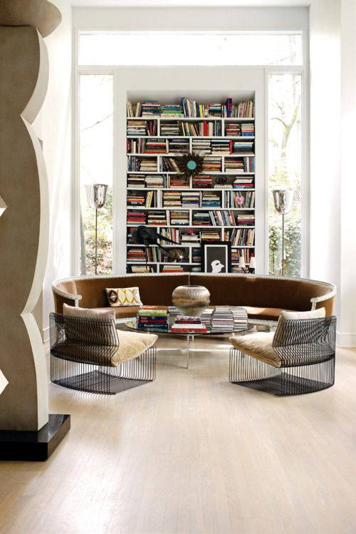 Modern Home Library Ideas: 54 Modern Home Library Designs That Stand Out