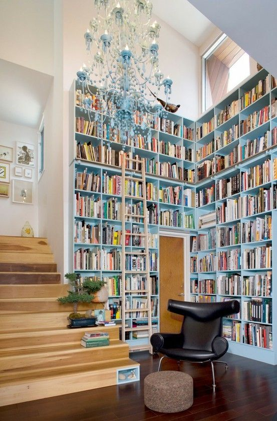 Home Design Ideas Book: 27 Modern Home Library Designs That Stand Out