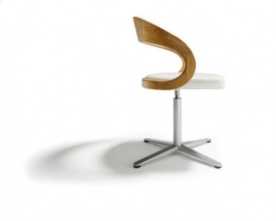 Modern Home Office Furniture Collcetion Of Natural Wood By Team