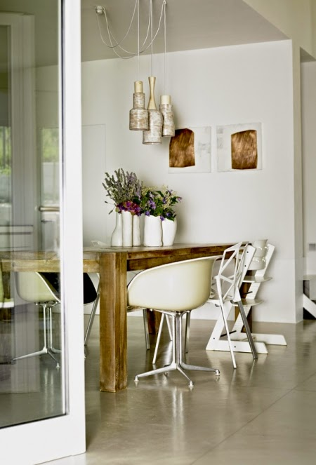 Modern Home With A Nordic Twist And Rustic Touches